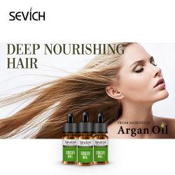 ヘアーケアの処置のための有機性ビタミンEの毛のアルガンオイル