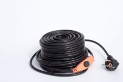 Fio térmico do tubo de água para parar os tubos do cabo de aquecimento de Congelamento
