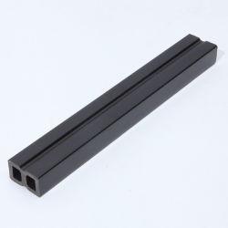 熱い販売の木製のプラスチック合成の空の固体WPC Deckingの床
