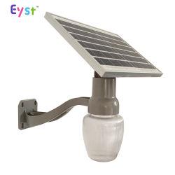 Arten des Großhandelspreis-im Freien Solarlicht-IP65 6With9W drei Wand-des Lichtes des Lampen-Farbton-Sonnenkollektor-LED für Garten-Beleuchtung