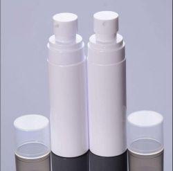 Lotion en plastique blanc et paquet Bottlefor de pulvérisation de produits cosmétiques