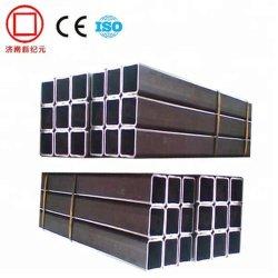 L'exportation DIN SS4002448 ST52 Noir Seamless Tube soudé en acier au carbone