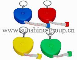 China aprobó a mediados de cintas de medición (SM-168) - China cintas métricas, China Regalo promocional de plástico PVC cintas de Medición del medidor