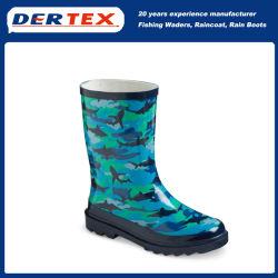 De Beste Waterdichte Schoenen van kinderen voor de Laarzen van de Regen van de Regen