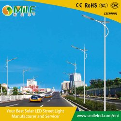 Tutti in un ibrido solare di 60W 80W 90W 100W di movimento del sensore LED di via del vento solare Integrated dell'indicatore luminoso IP65