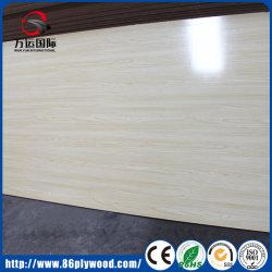 Panneaux de fibres à densité moyenne de 3- 18mm épaisseur MDF brut
