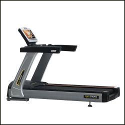 Corps salle de gym commercial solide du matériel de fitness Tapis de course d'écran tactile