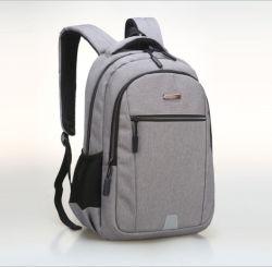 حقيبة ظهر كمبيوتر بسيطة مقاومة للماء لحقائب الكمبيوتر المحمول العملية