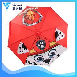 Детей зонтик анимации творческих Long-Handled 3D-моделирования уха детский зонтик