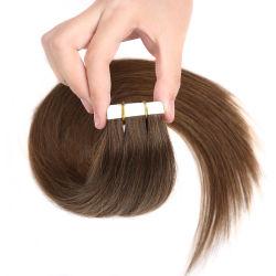 De goedkope In het groot Uitbreidingen van het Haar van de Band van de Rang van het Menselijke Haar van 100% 7A Dubbel Getrokken in Doubai