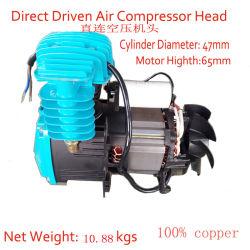 3.5HP AC de Roterende HoofdMotor van de Compressor van de Pomp van de Lucht van de Hoge druk van de Zuiger van de Schroef Mini Industriële Hermetische