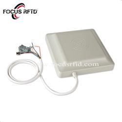 De Lezer van het Systeem RFID van het parkeren met Wiegand 26 RS232/TCP/IP/GPRS