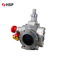 Ce vérifié de haute qualité en acier inoxydable série Ycb Arc circulaire rotatif externe de la pompe à engrenage