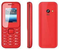 1.8 MiniSpreadtrum6531d TFT Bildschirm Doppel-SIM verdoppeln des Zoll-Reservestab-Merkmals-Telefon mit lautem Lautsprecher