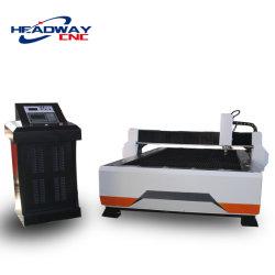 Pratique automatique de la table machine de découpe plasma CNC (1530)