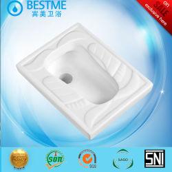 Hete Pan BC-3006 van het Toilet van het Ontwerp van de Verkoop Ceramische Arabische
