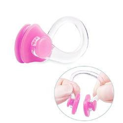 Qualidade Premium de silicone à prova de natação tampões de ouvido com clipe nasal para mergulho