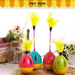 플라스틱 롤리 - Poly PET Cat Toys Sounding Ball