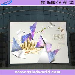 高解像度屋外 SMD フルカラー固定式 LED スクリーンパネル 広告用ボードディスプレイ工場( P6 P8 P10 P16 )