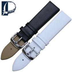 Pesno 12 мм 14 мм 16 мм 18 мм 20 мм 21 мм 22 мм натуральная кожа гладкая Watchband шаблон просмотра ленты браслет ремешок универсального Мужчины Женщины