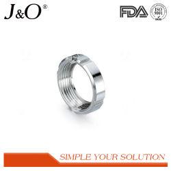 Grau alimentício DIN em aço inoxidável sanitárias-13R DIN1185 porca redonda