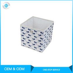 Agregado de dobragem Caixa de Armazenagem de Não Tecidos colapsável