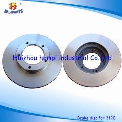 Disco de travão de Autopeças/rotor para a Toyota 3120 Mitsubishi/motor Isuzu/Lexus/Nissan/Suzuki/Honda/Mazda/Subaru