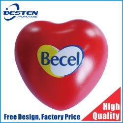 ترويجيّ ليّنة صنع وفقا لطلب الزّبون [بو] إجهاد كرة مع علامة تجاريّة