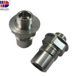Fábrica de ISO9001 de giro para fresado de precisión de mecanizado CNC de acero inoxidable parte