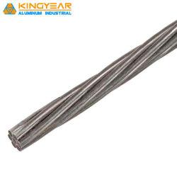 ASTM B416 накладных баре Alumoweld алюминия стальной Витой проводник для АКГ провод массы (20,3% МАКО)