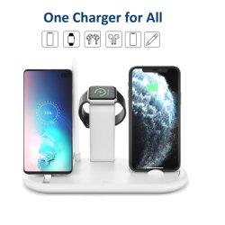 شاحن لاسلكي بالجملة من المصنع، ملحقات USB/Bank/iPhone/Xiaomi/Samsung/Smart Watch Charger Mobile Phone