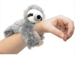 Творческие бить браслет мягкие игрушки рекламных Sloth Huggers фаршированные животных Tiger мягкие игрушки