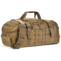 Lo zaino tattico esterno dell'esercito militare impermeabilizza i bagagli di sport della montagna di caccia della valigia del camuffamento che fanno un'escursione il sacchetto di campeggio