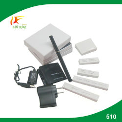 Cigarettes électroniques 510 avec 180&280mAh capacité de la batterie