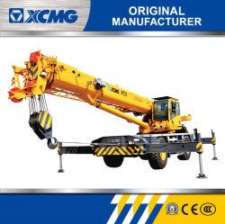 XCMG 25ton-200tonの販売のための移動式建設用クレーンRCの油圧荒い地勢クレーン機械価格