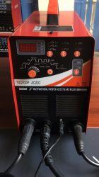 TIG-250 CC multifunzionale intelligente della saldatura a punti della saldatura a freddo della saldatrice del MOS 220V TIG/Cold/Pulse