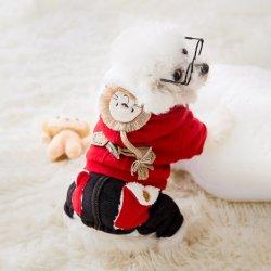 صغيرة كلاب طبقة دافئ [هوودي] يلبّي محبوب دافئ جرو دثار لأنّ [كلد وثر] جذّابة كلب مظهر مريحة أنيق قطن جرو شتاء طبقات