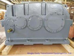 Zy helicoidal de la serie reductor de engranajes cilíndricos (ZFY) Desde Donly