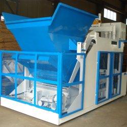 Bouw Auto Automatische 12A baksteen Cement beton Hollow Block Machine maken om betonblokken te maken