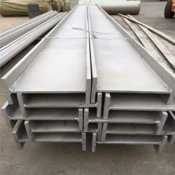 Profilo in acciaio zincato H S355JR Q235B, saldato su piccola scala