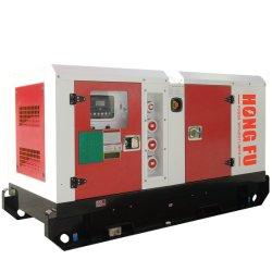 80kw/100kVA 88kw/110kVA Electirc FAW 엔진에 의해 강화되는 디젤 엔진 발전기 세트