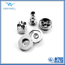 SU、鉄、アルミニウム、POM、SPCC、SGCC、青銅、銅、等の部分CNCの部品を回すカスタマイズされた高精度の金属部分のCNCによって機械で造られる部分