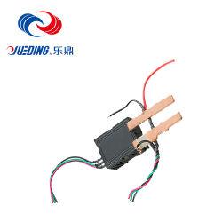 12V relais de verrouillage magnétique Double-Coil 80A Relais de compteurs intelligents