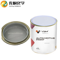 Excelente Enchimento e cobrindo 1K acrílico Primer Cinza para repintura automotiva pintura automática