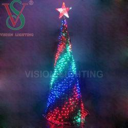 Une utilisation en extérieur LED de haute qualité de l'arbre DMX de lumière pour la décoration du Festival