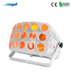 Стороны света 60W 8 цвета LED бабочка лазерный свет домашних развлечений этап эффект