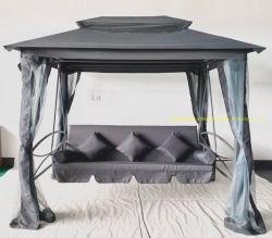 سرير كرسي متأرجح فاخر متعدد الوظائف مع غوز
