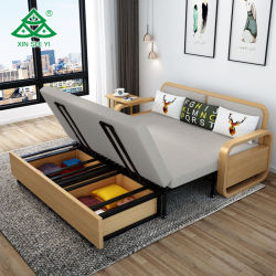 Canapé-lit La salle de séjour un canapé-lit pliant de gros canapé-lit