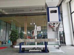 Semences de riz de machine d'emballage de pesage à fonctionnement de l'engrais granulés pour sac 50 kg