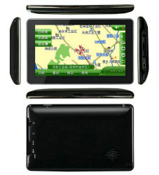 7 pouces (WSDG GPS Bluetooth GPS701)